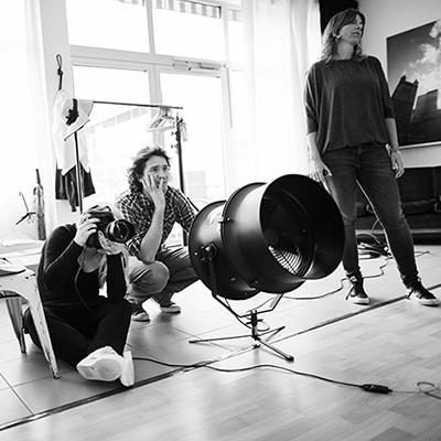 Making of/ Schnittlos glücklich