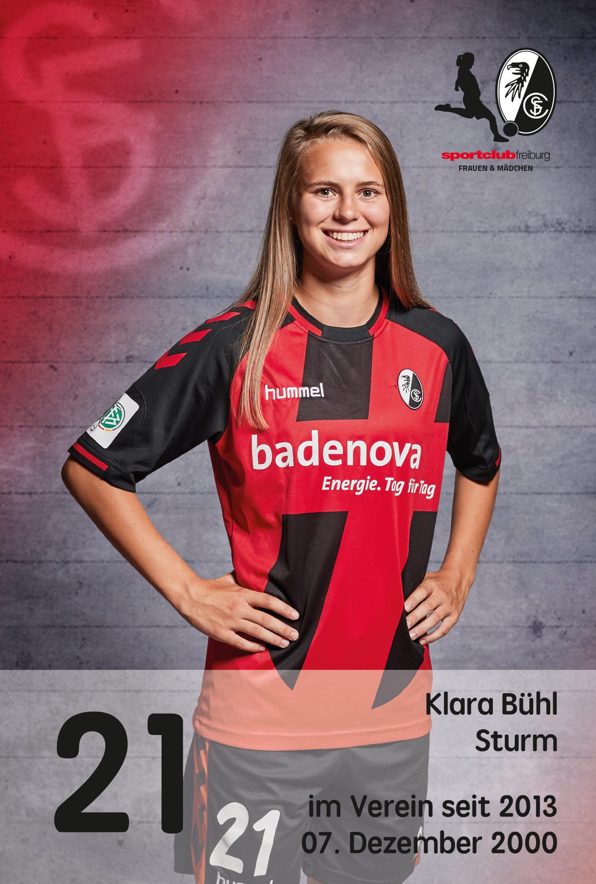 Klara-Buehl.indd